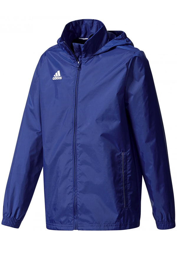 Image of   Adidas Core 15 Rainjacket Navy - L