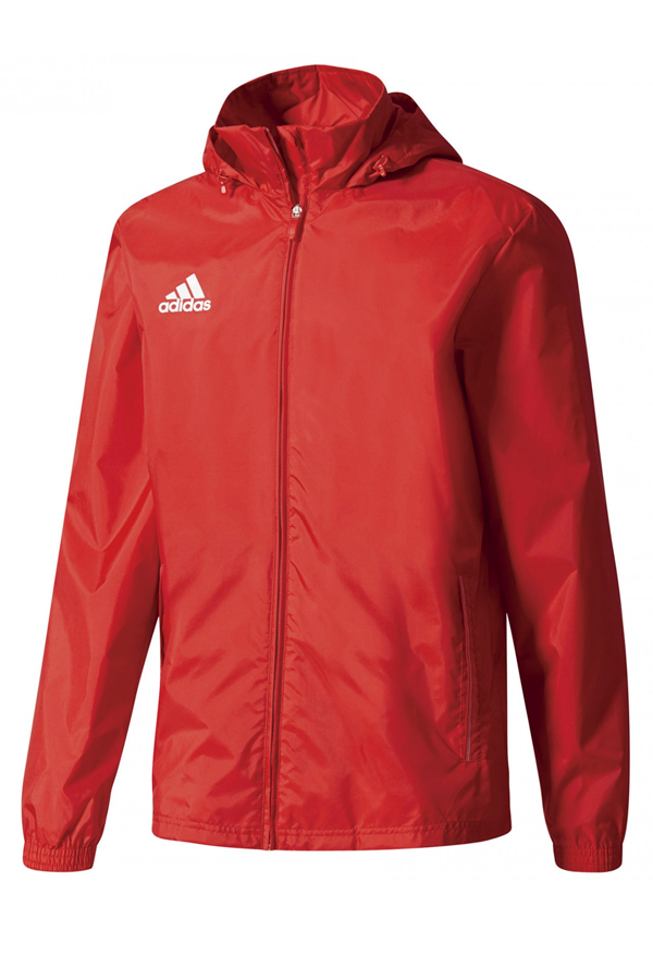Image of   Adidas Core 15 Rainjacket Red - L