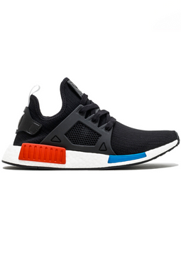 Adidas Originals NMD XR1 PK Sneakers Core Black Red Blue