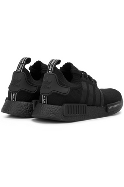 Adidas Originals NMD R1 PK Japan Sneakers Triple Black