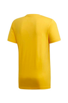 Adidas Celebration Tee Yellow