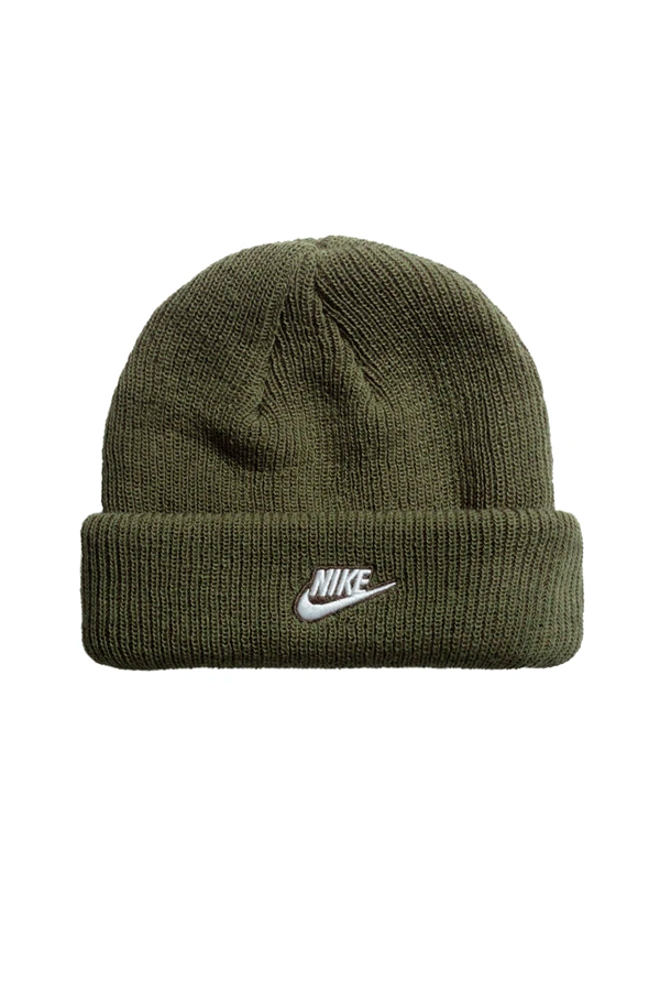 Nike 3 in 1 Logo Beanie Army Green