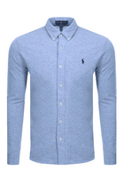 Ralph Lauren Featherweight Shirt Blue Heather