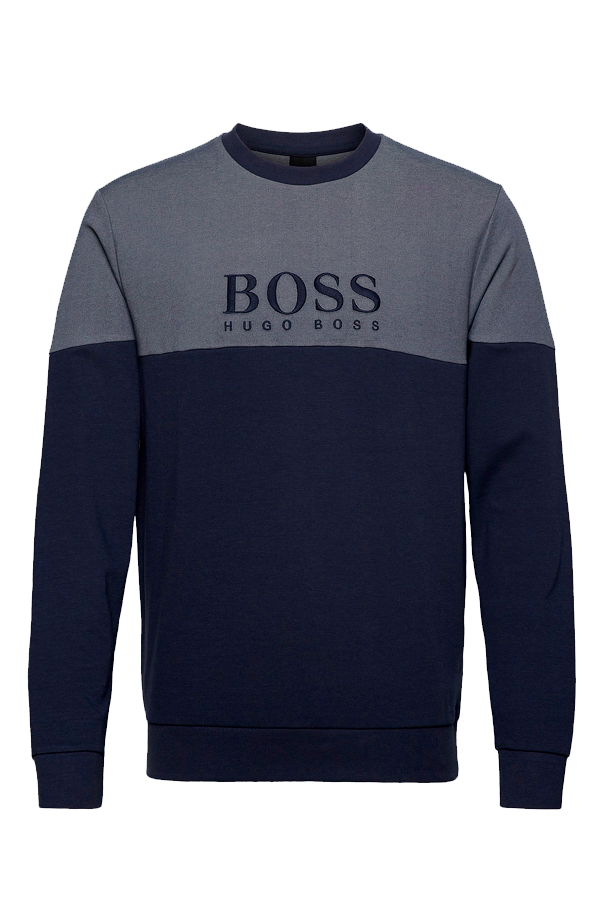 Hugo Boss Divided Sweatshirt Navy