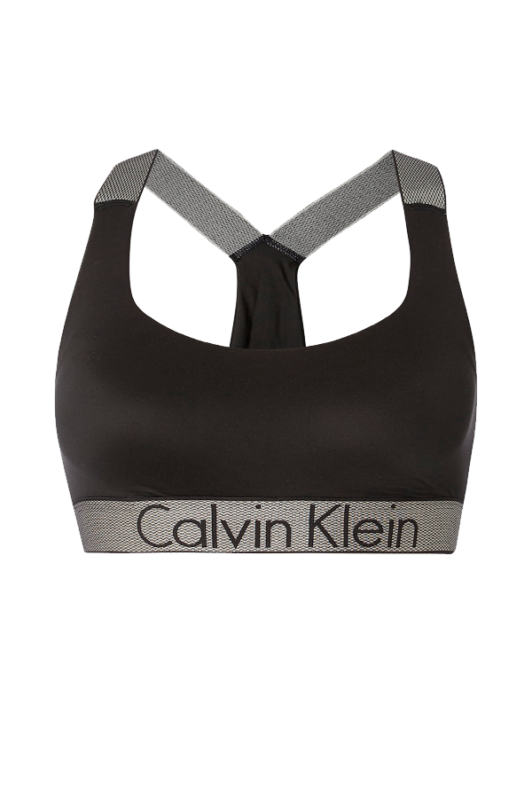 Calvin Klein Women Lightly Lined Bralette Black
