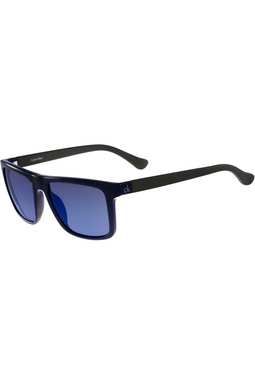 Calvin Klein Sunglasses Blue Platinum
