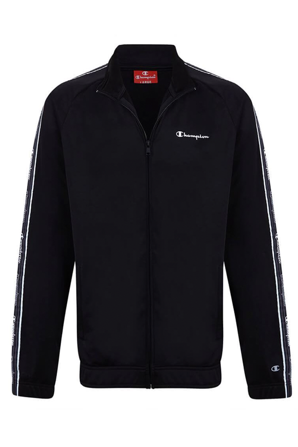 Champion Signature Track Jacket Black
