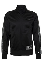 Champion New Logo Track Jacket Black