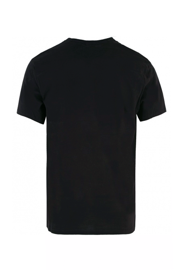 Calvin Klein Monogram Chest Logo Tee Black