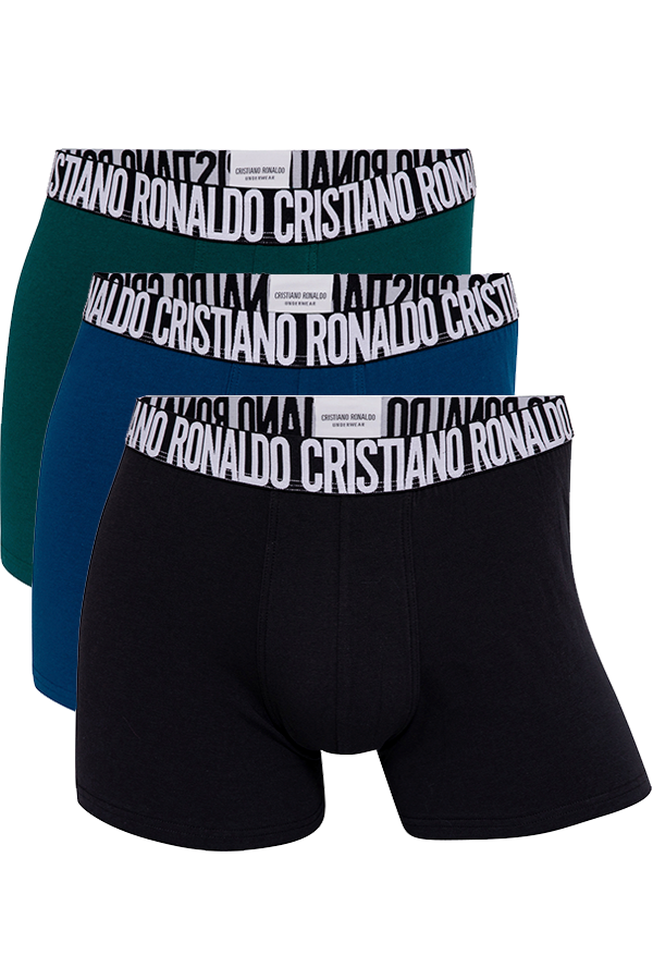 CR7 Trunks 3-Pack Special Edition Multi
