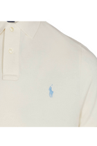 Polo Ralph Lauren Custom Slim Fit Polo Beige