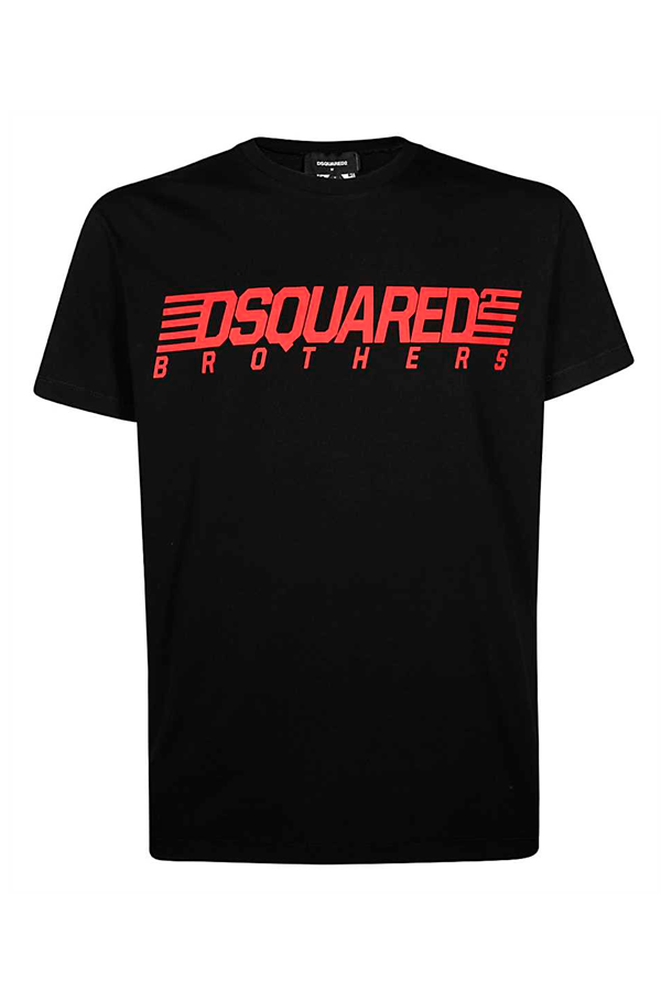 Dsquared2 Brothers Tee Black