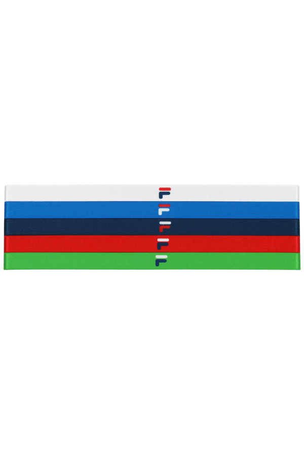 FILA 5-pack Headbands Multi