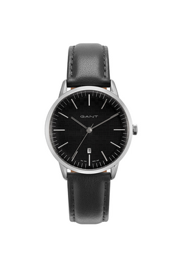 GANT Arcola Watch Black Leather