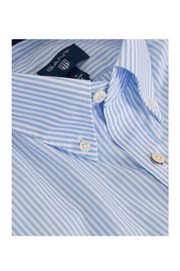 GANT Oxford Shirt Stripe Blue