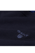 GANT Knitted Sweater Navy