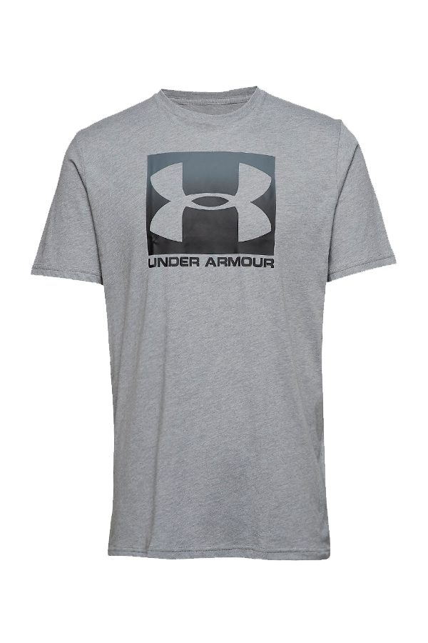 Under Armour Boxed Tee Grey