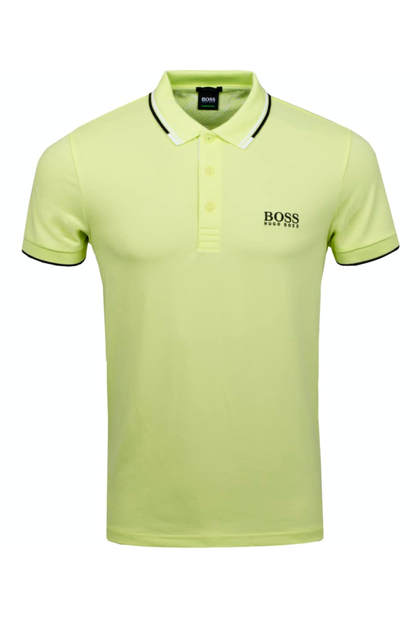 Hugo Boss Paddy Pro Polo Yellow