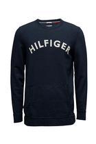 Hilfiger Denim Branded Sweatshirt Navy