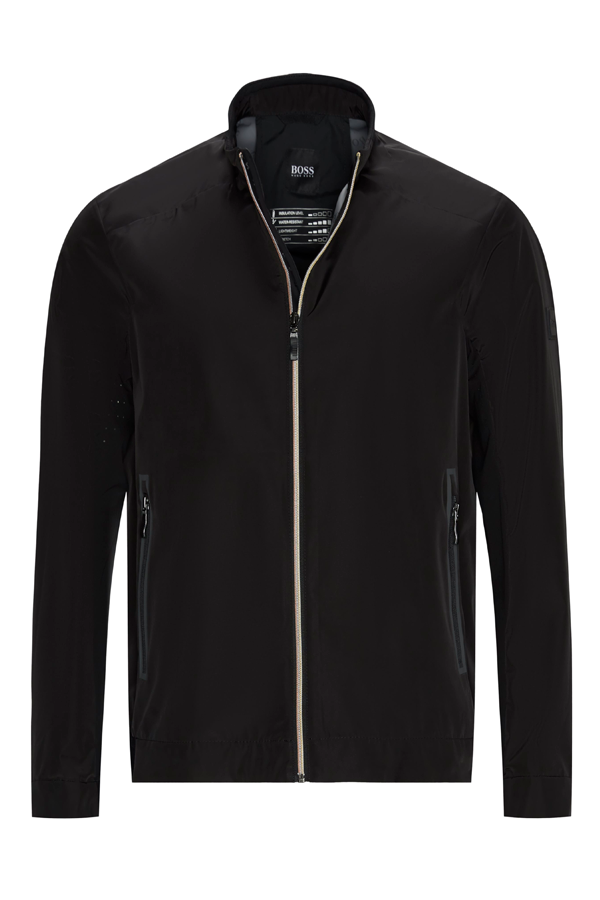 Hugo Boss J_Laser Bomber Jacket Black