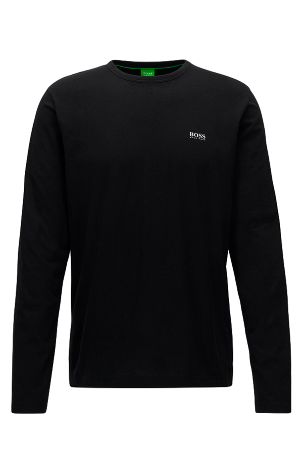 Hugo Boss Athleisure LS Tee Black