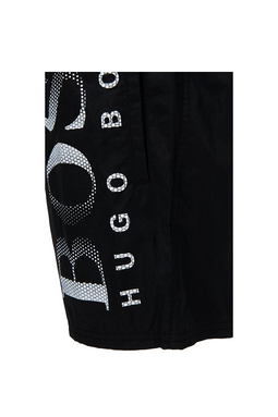 Hugo Boss Octopus Shorts Black