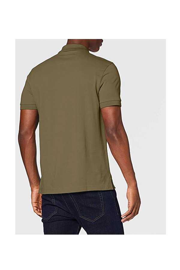 Hugo Boss S/S Polo Dark Green