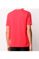 Hugo Boss Artwork Logo Tee Red