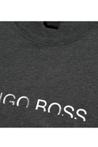 Hugo Boss Identity Tee Dark Grey