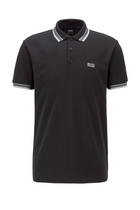 Hugo Boss Paddy Polo Black/Silver