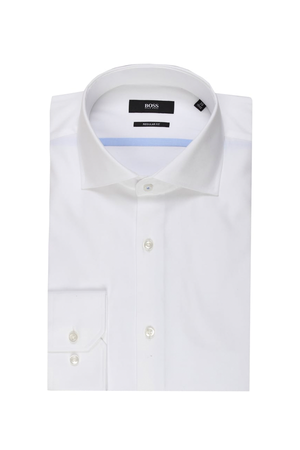 Hugo Boss Jason Shirt White