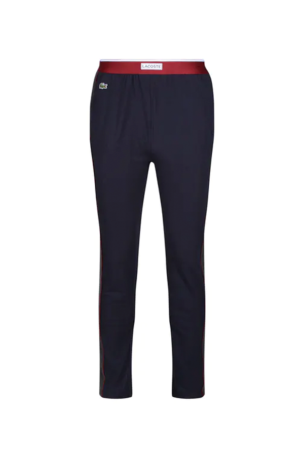 Lacoste Signature Pants Night Blue