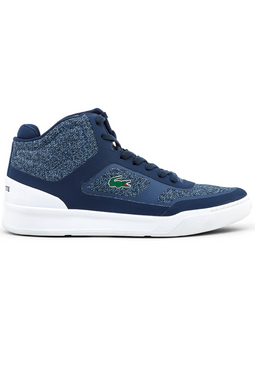 Lacoste Explorateur Sport High Sneakers Navy