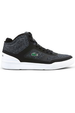 Lacoste Explorateur Sport High Sneakers Black