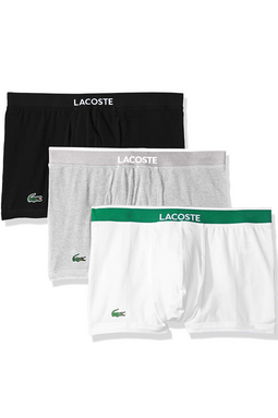 Lacoste Trunks 3-Pack Multi