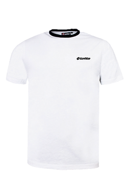 Lotto Basic Tee White