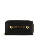 Love Moschino Women Signature Wallet Black