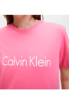 Calvin Klein Women S/S Crew Neck Tee Red