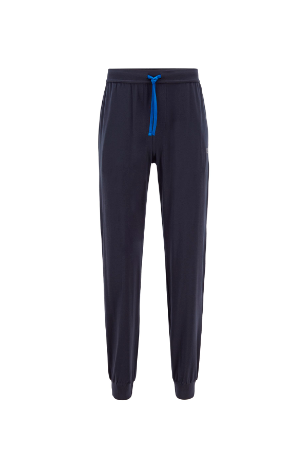 Hugo Boss Cuffed Lounge Pants Navy