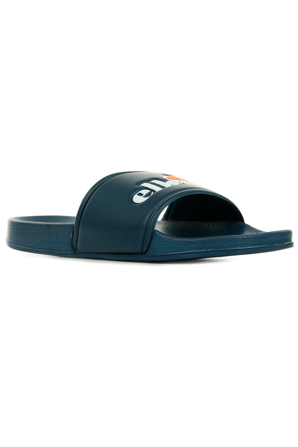 Ellesse Women Duke Logo Slides Navy
