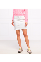 Tommy Hilfiger Women Denim Skirt White