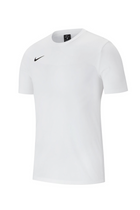 Nike S/S Cotton Tee White