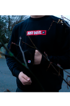 Nike JDI Sweatshirt Black