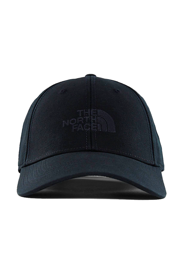 The north face classic logo cap black fra the north face fra luxivo.dk