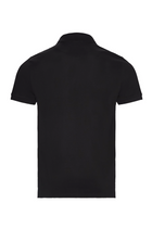 Calvin Klein New Monogram Logo Polo Black