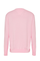 Tommy Hilfiger Women TJW Crew Knit Power Pink