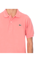 Lacoste Classic S/S Polo Piké Pink