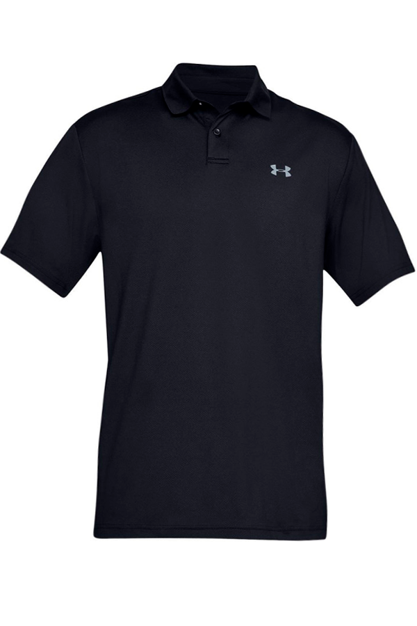 Under Armour Performance 2.0 Polo Black