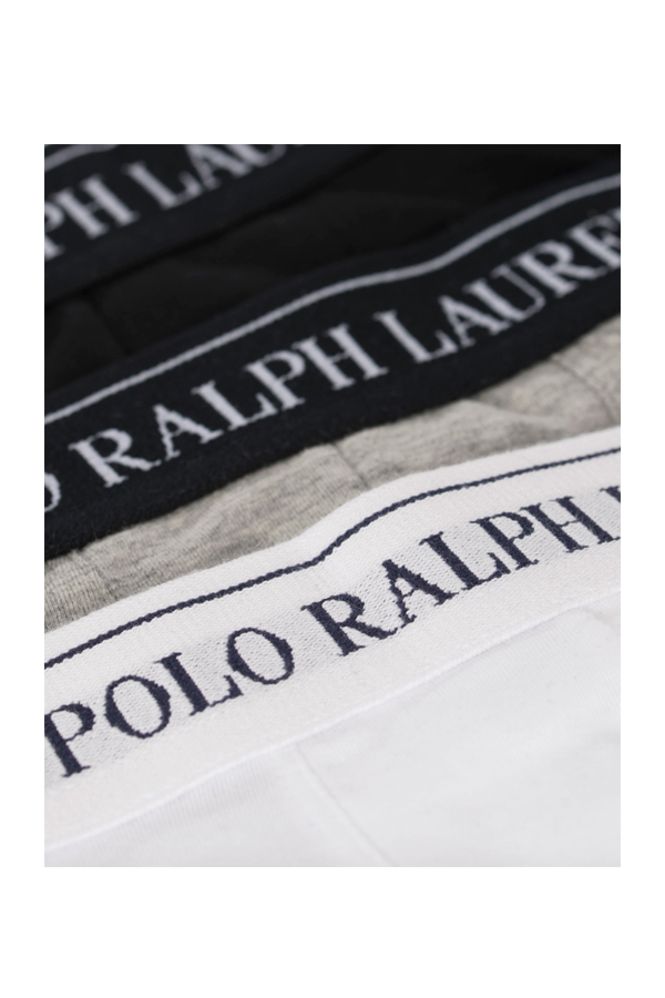 Ralph Lauren Trunks 3-Pack Black/Grey/White