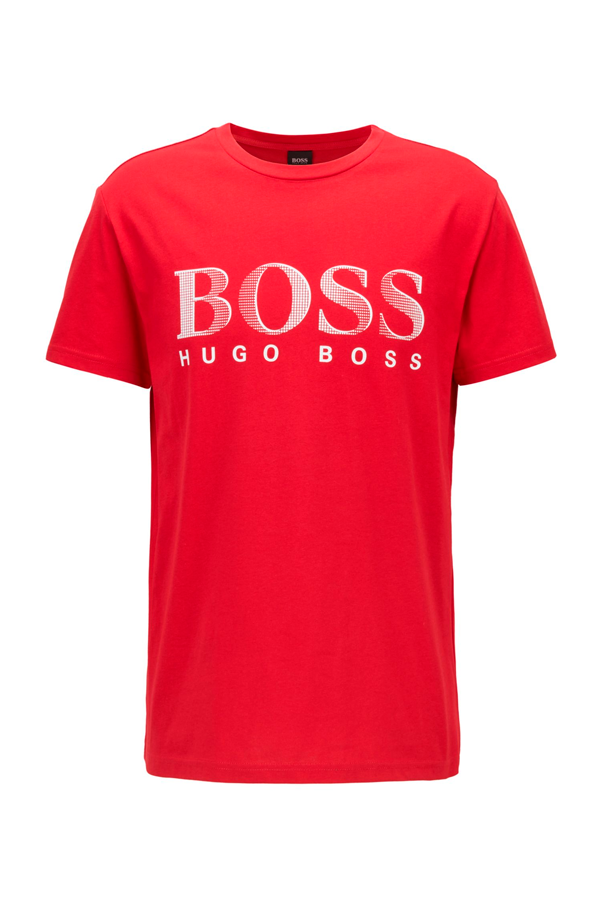 Hugo Boss RN Logo Tee Red